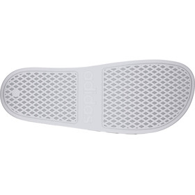 adidas Adilette Aqua Slides Men footwear white/platin metal/footwear white